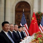 Exclusive: U.S. demands regular review of China trade reform