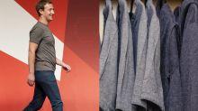 Mark Zuckerberg: So sieht es in seinem Kleiderschrank aus