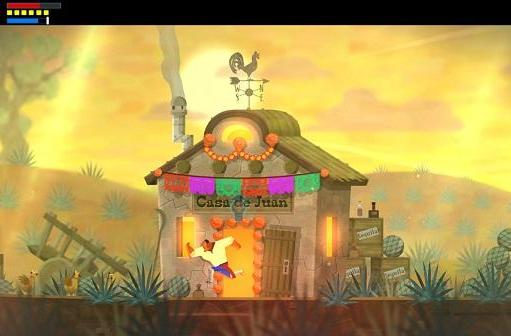 Golden freebies: Gotham City Impostors today, Guacamelee tomorrow
