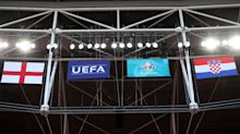 England faces Croatia test as football rallies behind Christian Eriksen