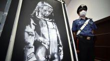 Du Bataclan à l'Italie, comment les policiers ont retrouvé le Banksy volé