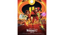 《Incredibles 2》最新電影海報預告大量新角色加盟
