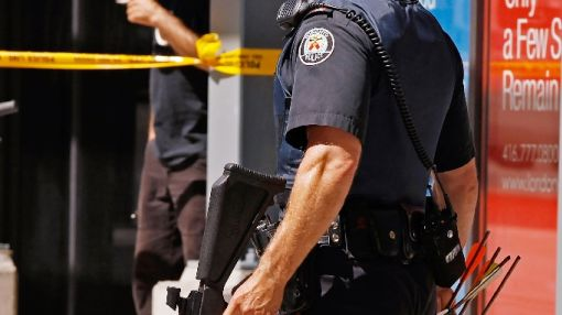 Three killed in apparent crossbow attack in Canada