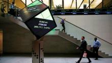 Britain's FTSE erases gains in choppy trade on gambling, energy stocks