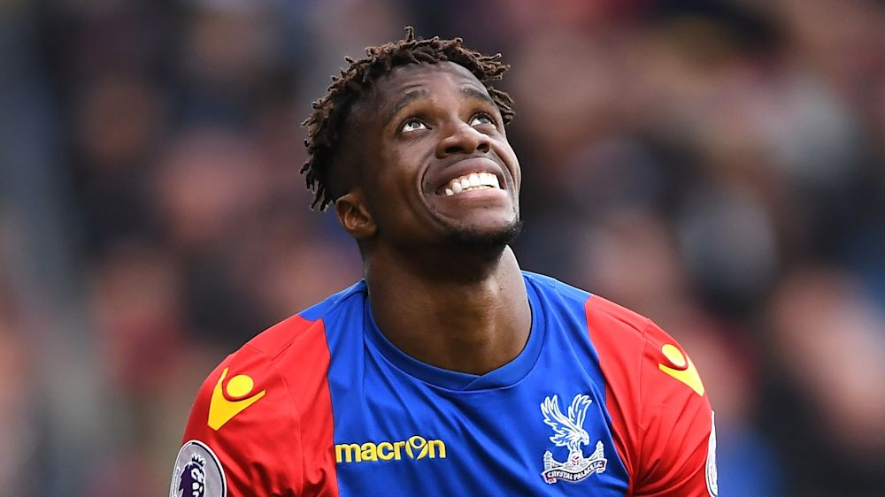 Crystal Palace' Wilfried Zaha named in Cote d'Ivoire's World Cup 2018 decider squad