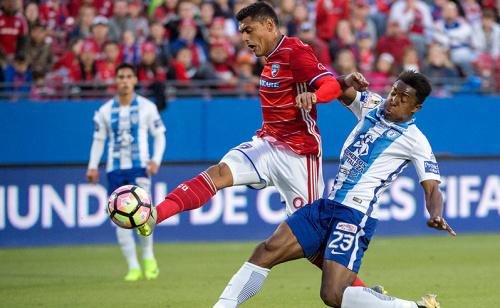 Previa Pachuca vs FC Dallas - Pronóstico de apuestas Liga de Campeones Concacaf