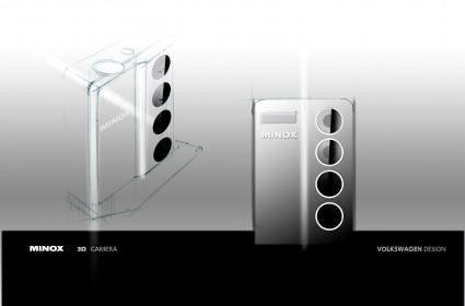 Minox PX3D concept camera produces 3D images viewable sans glasses