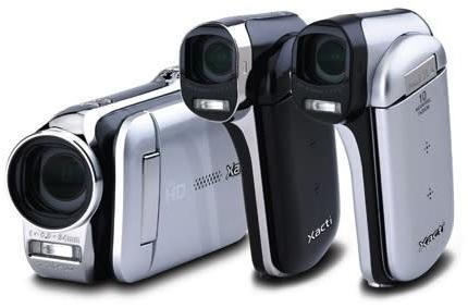 Sanyo rolls out GH2, CG102, CG20 1080i camcorders in the US