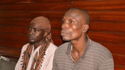 Two Kenyans sentenced to death for police murders before elections