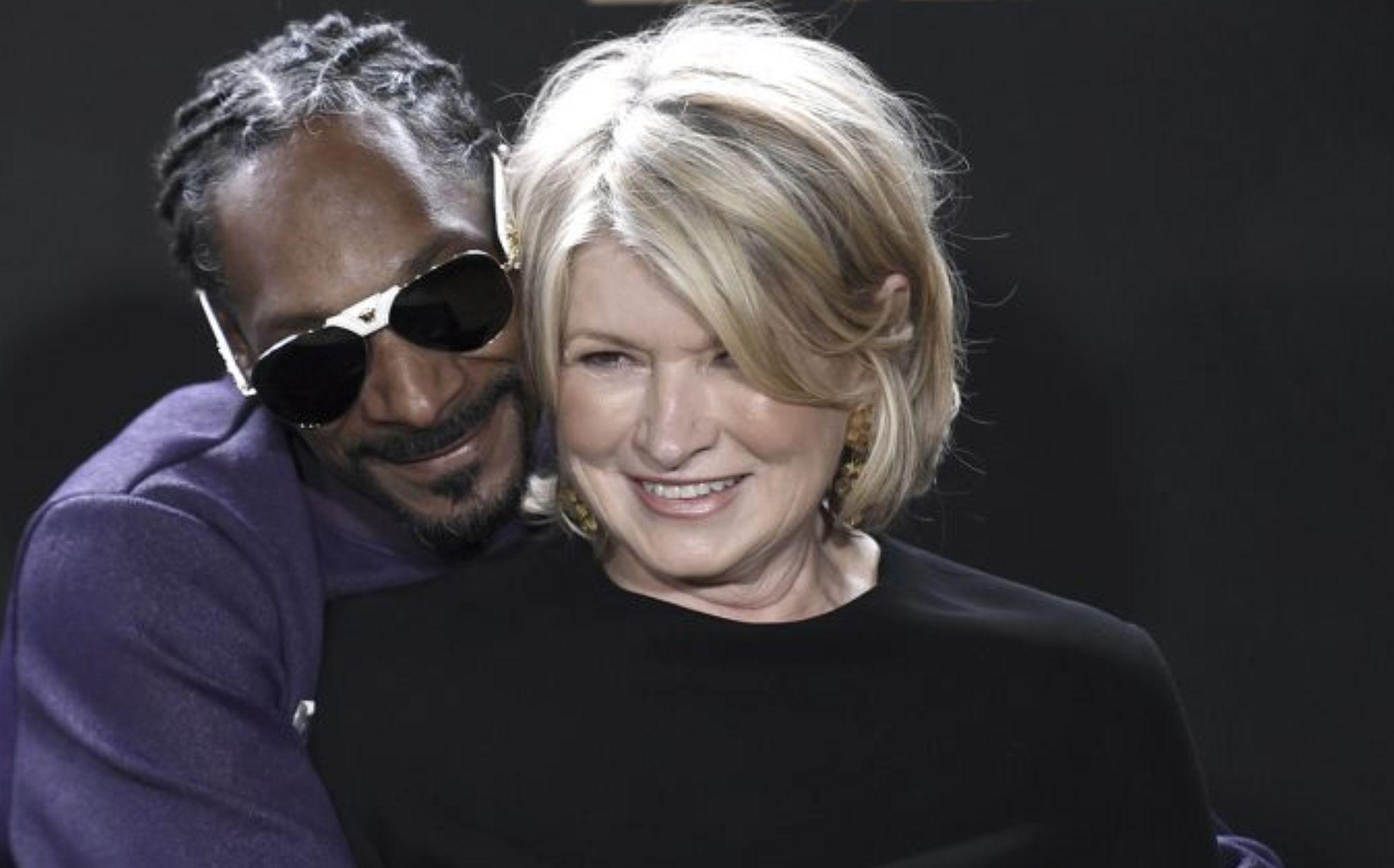 Martha Stewart on investing in Canopy Growth: 'It's an alternative to opioids'