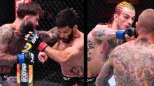 Dueling walk-off knockouts top UFC 250 performance bonuses