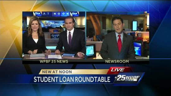 Lawmakers attend student loan roundtable discussion at Palm Beach State College