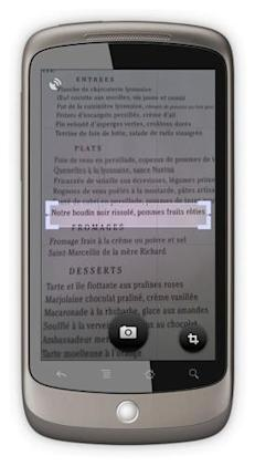 Google Goggles starts to get useful, adds text translation