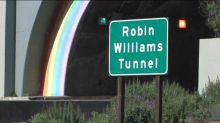 San Francisco Road Reopens As Robin Williams Tunnel