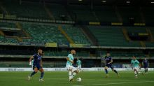 More frustration for Inter as Verona snatch late 2-2 draw