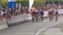 Cyclisme - ChI - Championnat d'Italie : le résumé en vidéo de la course remportée par Giacomo Nizzolo