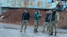 Syrian army nears Aleppo's Old City, rebels tell U.S. they won't leave