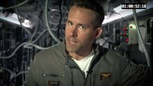Ryan Reynolds' Astronaut Reveals Childhood Dreams in 'Life' Bonus Clip (Exclusive)