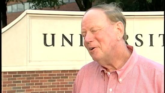 UofL president predicts Governor's Cup winner