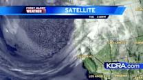 Tuesday Weather Update for Northern California 12.11