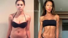 Kelsey Wells warns against 'toxic' fitness transformation hoax