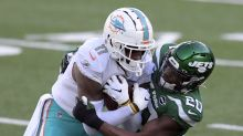 AP source: Jets place franchise tag on safety Marcus Maye