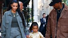 Kim Is Being Criticized About North West's Hair