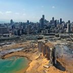 Ammonium nitrate: Fear around the world as nations consider their own huge stashes of chemical responsible for Beirut explosion