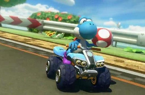 Nintendo's famous easter egg song discovered in Mario Kart 8