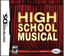 High School Musical: from the Disney Channel to your DS