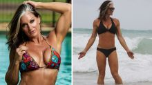 Ageless mum, 52, stuns with ripped physique