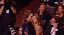Adèle Haenel et Céline Sciamma quittent la salle après le César de Polanski