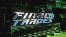 Final Trades: Teradyne, Alphabet, Emerging Markets, McDermott & eBay