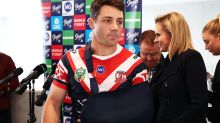 Cooper Cronk offers worrying news on grand final chances