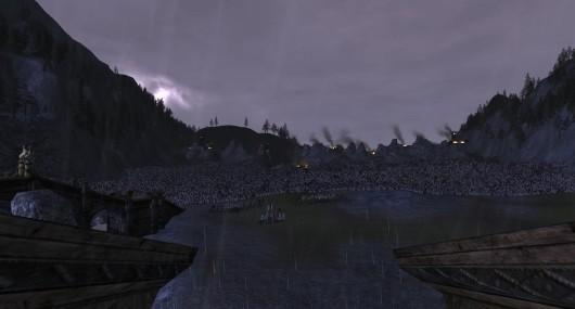 Thirty thousand Orcs and you: A LotRO epic battle story