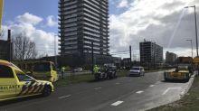 Balacera en un tranvía de Holanda deja al menos tres personas muertas y varios heridos