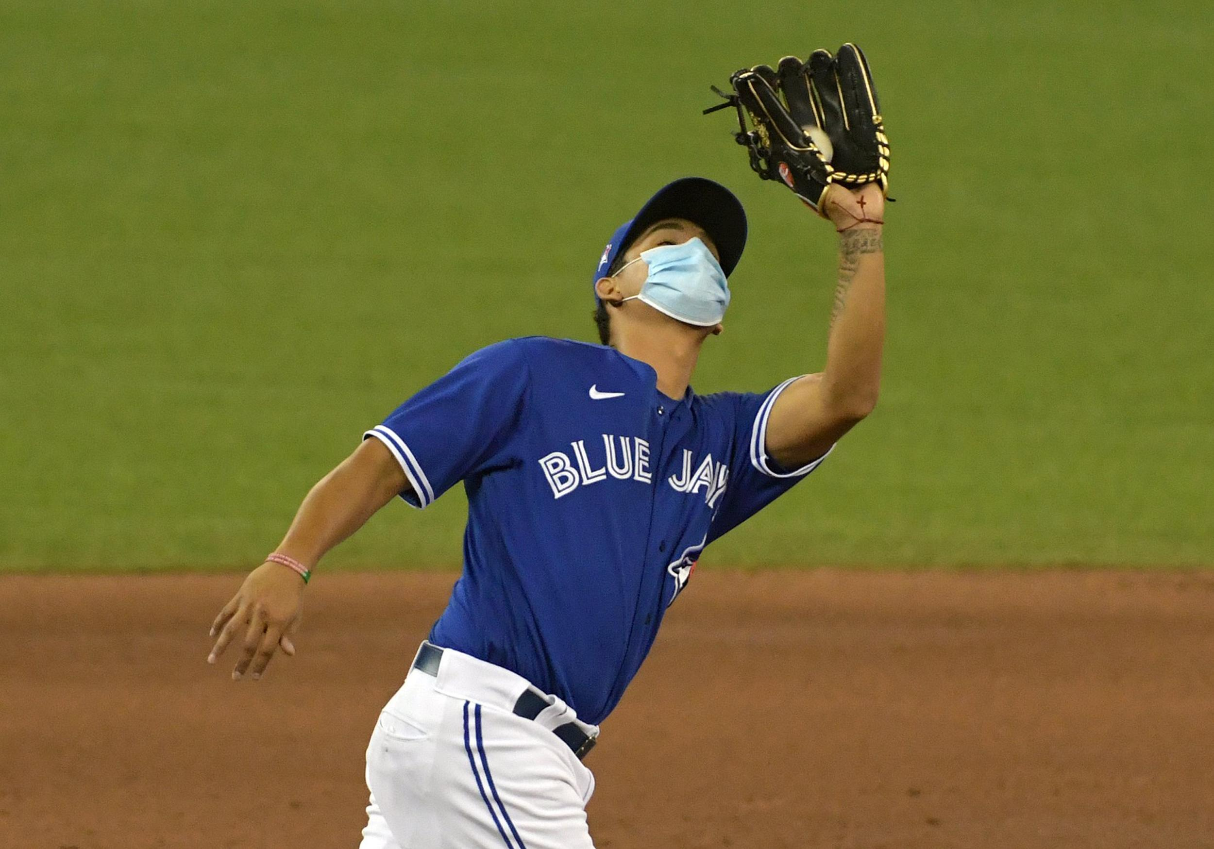 Blue Jays can't play at home, Canada says