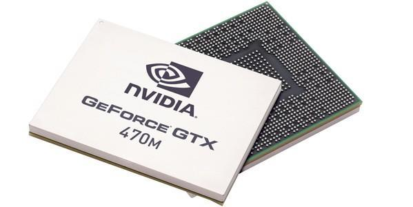 NVIDIA GTX 470M highlights rollout of 400M mobile GPU series