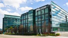 Micron Stock Has Some Profit-Taking and Maybe a Dip Coming