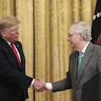 Mitch McConnell Is Getting Ready to Bury Trump's Impeachable Conduct