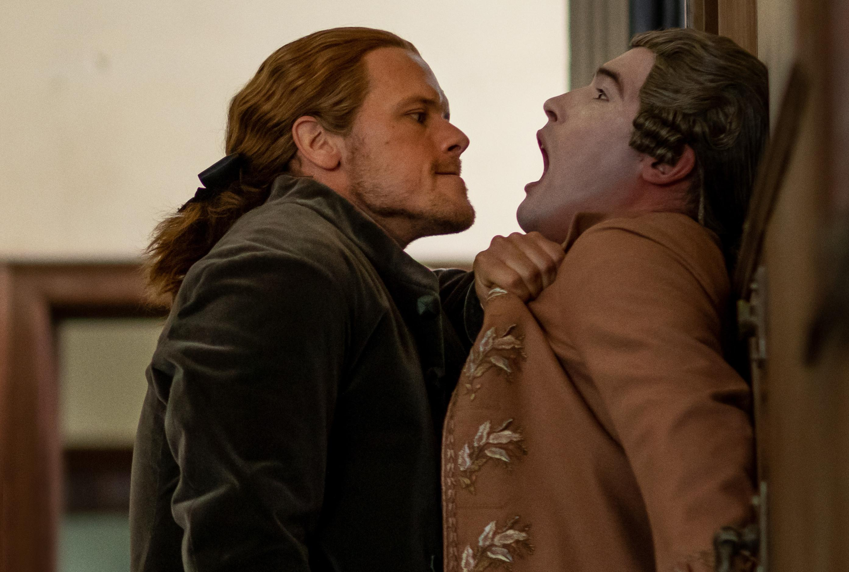 Outlander Recap Speak Now Or Forever Hold Your Peace