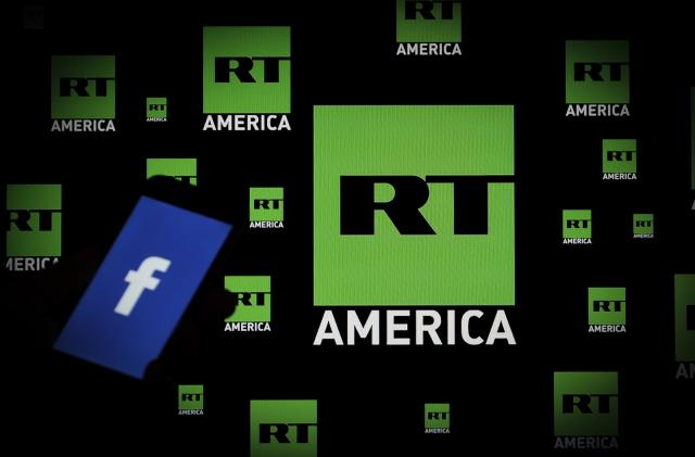 Facebook suspends Pages from Russia-linked viral video company