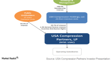 ETP to Own ~27% of USAC after Compression Business Sale