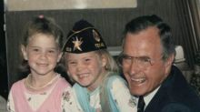 Jenna Bush Hager and Her Daughter, 6, Pay Tribute to George H.W. Bush on Anniversary of His Death