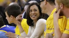 Warriors honor Kamala Harris' historic inauguration with moving video for 'MVP'