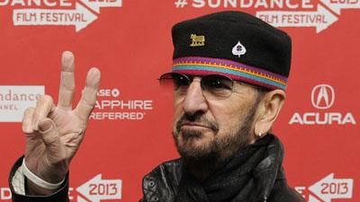 Ringo Turns 73