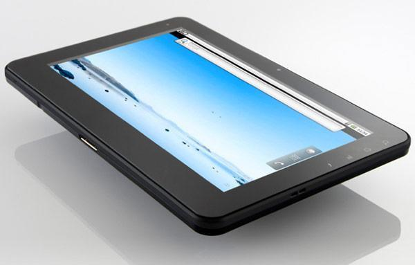 Onkyo blesses 10.1-inch TA117 Android tablet with NVIDIA's Tegra 250