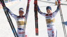 Nordic skiing: Norway, Sweden win gold in thrilling team sprints