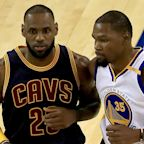 Cavs can't trade a legend - Durant on LeBron's future