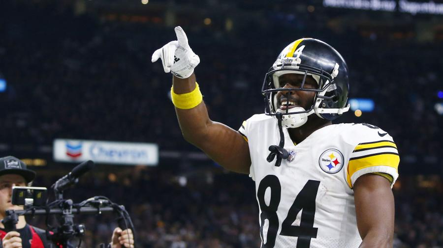 1f700ed2 Steelers trade Antonio Brown to Raiders